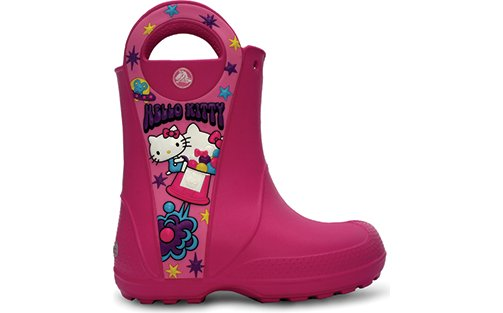 Creative Crocs Hello Kitty® Candy Blast Rain Boot
