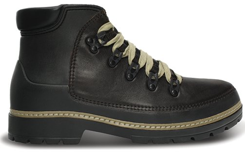 Men's Crocs Cobbler Hiker Boot