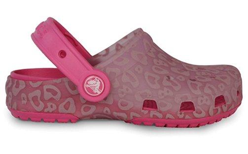Crocs Chameleons™ Translucent Clog Kids Leopard