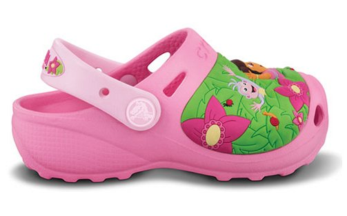 Dora & Boots Jungle Custom Clog
