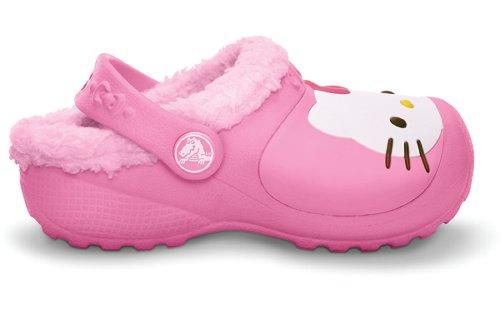 Hello Kitty Lined Custom Clog