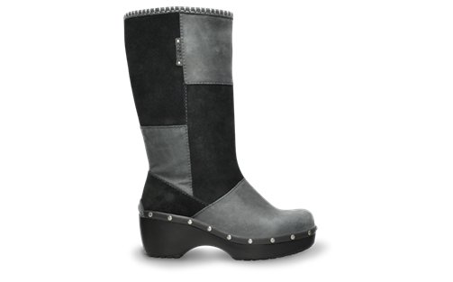 Women's Crocs Cobbler Studded Boot