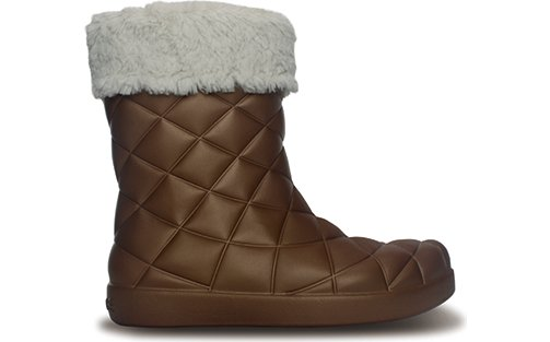 Women's Super Molded Cuffed Puff Boot