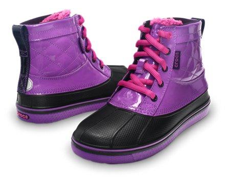 allcast duck boot | winter boots| crocs official site