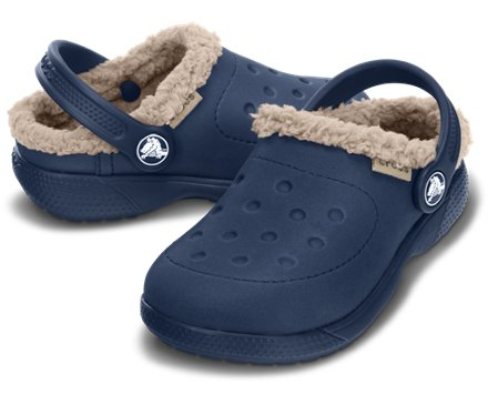 Crocs Kinder Schmal