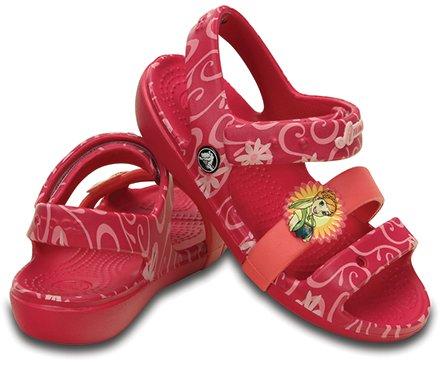 Kids Keeley Frozen Fever Sandal Kids Sandals Crocs
