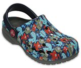 Kids' Baya Graphic Clogs