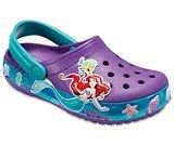 Kids' Crocband™ Princess Ariel™ Clogs