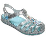 Sandales Isabella Frozen™ Northern Light de Crocs pour enfants