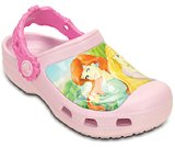 Kids' Creative Crocs Princess™ Friends Clog