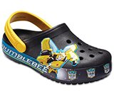 Kids' Crocband™ Bumblebee™ Clogs