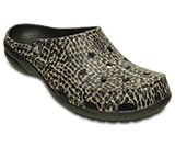 Women's Crocs Freesail Animal Print Clog