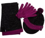 A product thumbnail of  Women's Sparkle Hat, Mitten & Scarf Set
