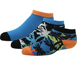Kids' Low-Cut Novelty Socks 3-Pack