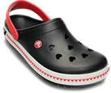 A product thumbnail of  Crocband&trade; Mickey&trade; Clog III