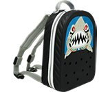 CrocsLights Robo Shark Backpack