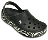 Crocband™ Animal Print Clog