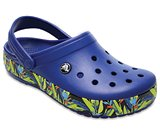Crocband™ Tropical IV Clog