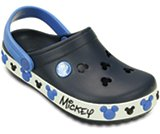 Kids' Crocband™ Mickey IV Clog