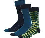 Men's Dress Socks 3-Pack