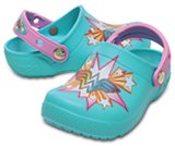 Kids' Crocs Fun Lab Wonder Woman™ Clogs
