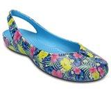 Chaussures à talons plats II Olivia à motifs