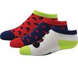 Crocs Disney™ Mickey Mouse™ Socks 3-Pack