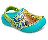 Kids' Crocs Fun Lab Scooby-Doo™ Clogs