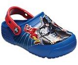 Kids' Crocs Fun Lab Justice League™ Lights Clogs