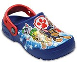Boys' Crocs Fun Lab Paw Patrol Clogs