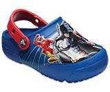 Kids' Crocs Fun Lab Justice League™ Lights Clogs