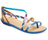 Women's Crocs Isabella Graphic Gladiator Sandals