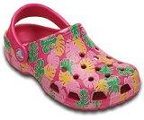 Kids' Classic Tropical Clog