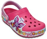Kids' Crocband™ Butterfly Clog