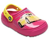 Kids' Crocs Fun Lab Lights Cars™ 3 Clog