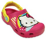 Kids' Hello Kitty® Rainbow Clog