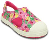 Kids' Crocs Bump It Tropical Sandal