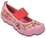 Kids' Duet Busy Day Floral Shoe (children's)