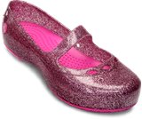 A product thumbnail of  Girls' Carlisa Glitter Flat Children's