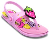 A product thumbnail of  Girls&rsquo; Reina Wild Fruit Flip-flop (Children&rsquo;s)