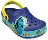 crocslights Finding Dory clog kids