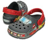 crocslights galactic clog boy