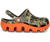 The Kids' Duet Sport Realtree® Clog, Kids' Camo Clog by Crocs
