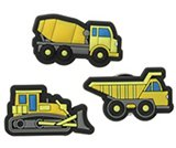 Construction Vehicles 3-Pack