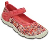 Kids' Duet Busy Day Floral Shoe (juniors')