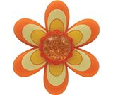 En miniatyrbild av Cute Flower LG Orange