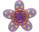 A product thumbnail of  Cute Flower SM Lavender - card
