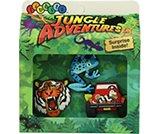 DIJ Jungle Boys 3pc Pck - Card