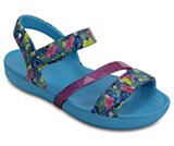crocs lina sandal kids