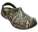 Men's Swiftwater Deck Realtree Max-5® Clog